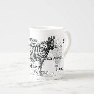 Xícara De Chá Zebras originais