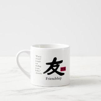 Xícara De Espresso Amizade 1