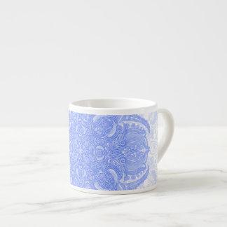 Xícara De Espresso Azul de gelo Fleury