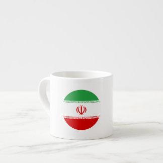 Xícara De Espresso Bandeira de Irã