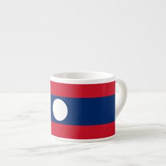 Xícara De Espresso Bandeira de Laos