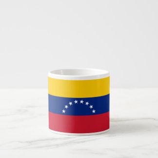 Xícara De Espresso Bandeira de Venezuela