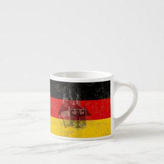 Xícara De Espresso Bandeira e símbolos de Alemanha ID152