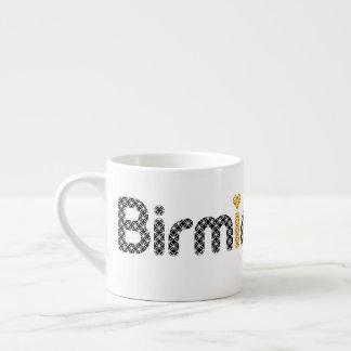 Xícara De Espresso Biblioteca do copo do café de Birmingham