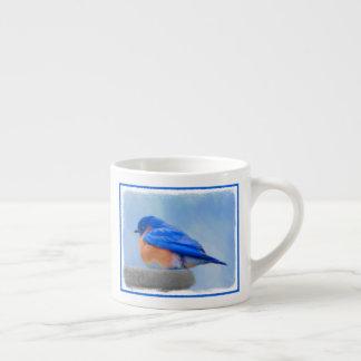Xícara De Espresso Bluebird