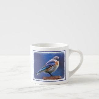 Xícara De Espresso Bluebird (fêmea)