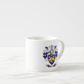 Xícara De Espresso Brasão da crista da família de MacKay