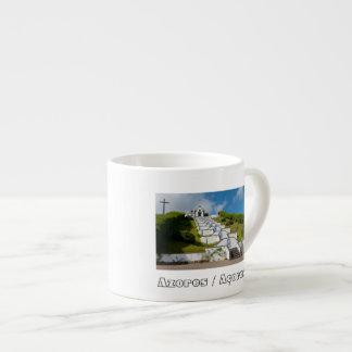 Xícara De Espresso Capela em ilhas de Açores