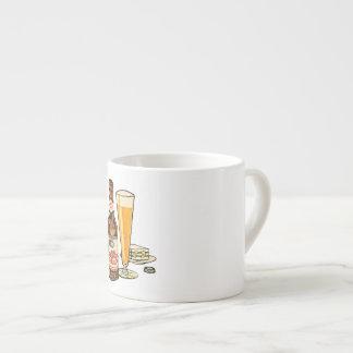 Xícara De Espresso Cerveja de cerveja pilsen premiada grande