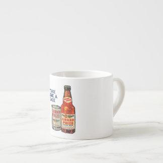 Xícara De Espresso Cerveja de cerveja pilsen premiada grande neta um