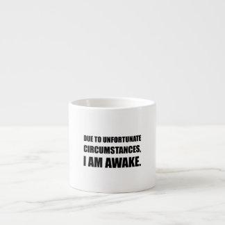 Xícara De Espresso Circunstâncias infelizes eu sou citações