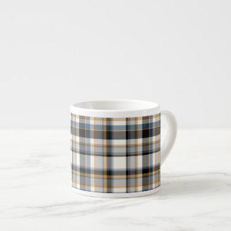 Xícara De Espresso Copo à moda do chá ou do café da xadrez