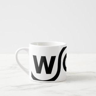 Xícara De Espresso Copo de café do trabalho