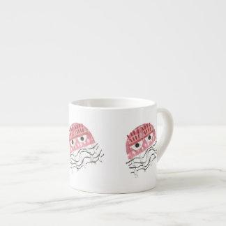 Xícara De Espresso Copo de Expresso do pente das medusa