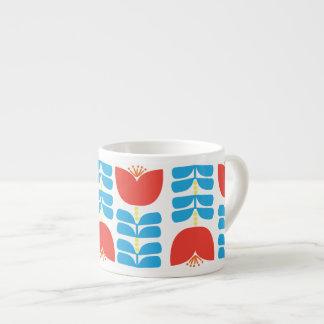 Xícara De Espresso Copo do café da tulipa
