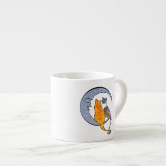 Xícara De Espresso Copo do café de MoonKats