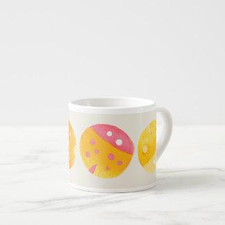 Xícara De Espresso Copo Dotty do café do inseto