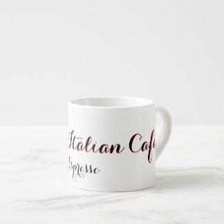 Xícara De Espresso Copo italiano do café do café de Bosco