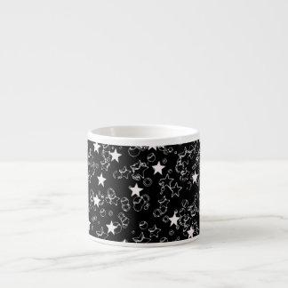 Xícara De Espresso Estrelas