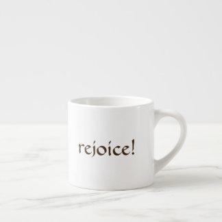 Xícara De Espresso exulte! copo do café
