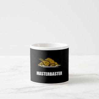 Xícara De Espresso Feriado engraçado Turquia de Masterbaster