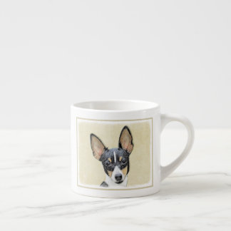 Xícara De Espresso Fox Terrier (brinquedo)