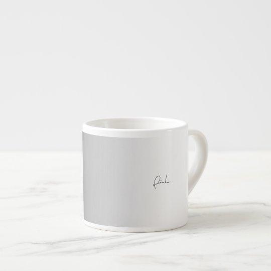 Xícara De Espresso Full Gradient Expresso.