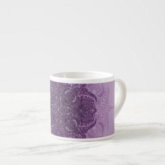 Xícara De Espresso Fúria do Lilac Fleury
