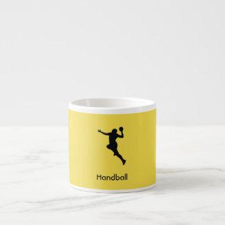 Xícara De Espresso Jogador do handball