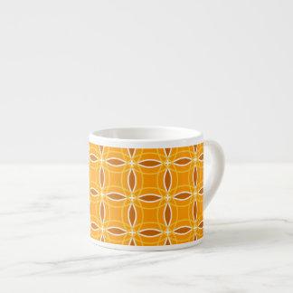 Xícara De Espresso Laranja você contente isto não é Decaf
