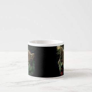 Xícara De Espresso Lua do lobo