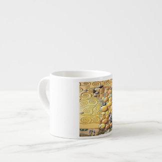 Xícara De Espresso Meu Klimt Serie: Abraço
