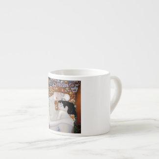 Xícara De Espresso Meu Klimt Serie: Mãe & criança