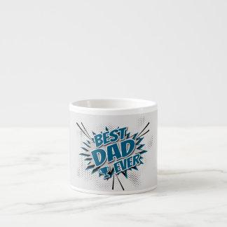 Xícara De Espresso O melhor pai nunca