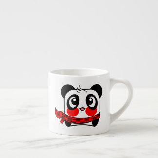 Xícara De Espresso Panda minúscula Expresso