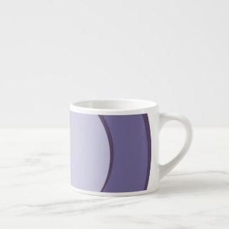 Xícara De Espresso Ponto do Lilac