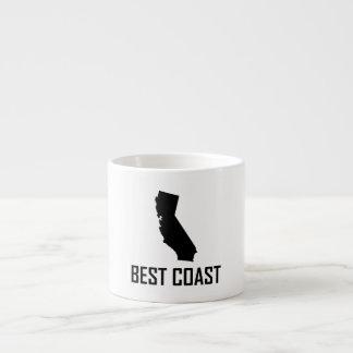 Xícara De Espresso Preto de Califórnia da costa oeste o melhor