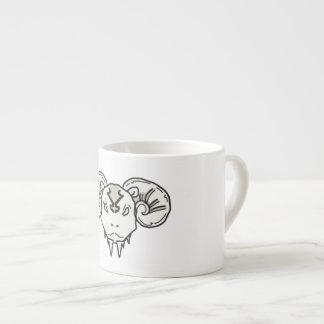 Xícara De Espresso Ram louca