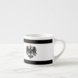 Xícara De Espresso Reino Preussen estandarte de nacional