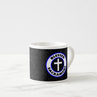 Xícara De Espresso Sacramento abençoado