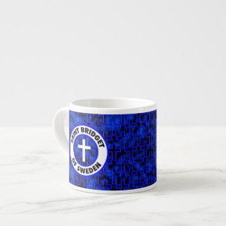 Xícara De Espresso Santo Bridget da suecia