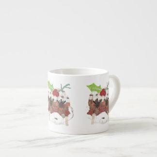 Xícara De Espresso Senhora Pudim Expresso Copo