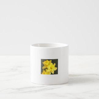 Xícara De Espresso Tempo do Daffodil!