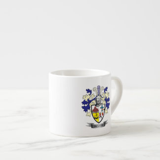 Xícara De Espresso TÍTULO da brasão da crista da família    de McLean