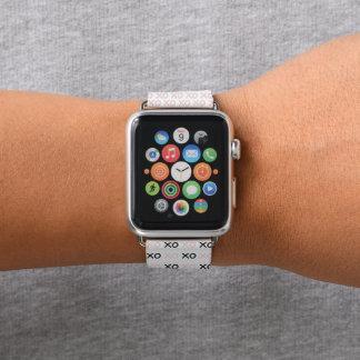 XOXO abraça a banda de relógio de Apple no rosa e