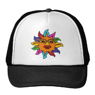 XX- arte de Sun do mexicano Boné