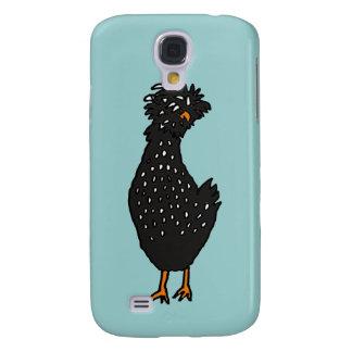 XX- galinha polonesa Funky Capa Samsung Galaxy S4
