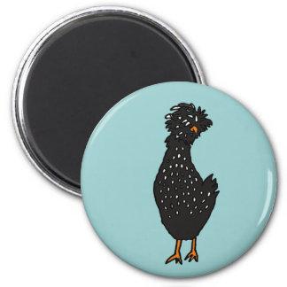 XX- galinha polonesa Funky Imas