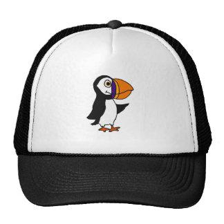 XX- pássaro bonito adorável do papagaio-do-mar Bone