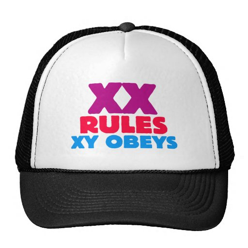 XX XY rules obeys Boné